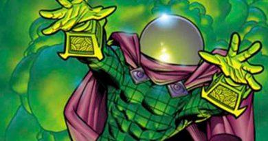 'Spider-Man: Lejos de casa': Todo lo que necesitas saber sobre Mysterio
