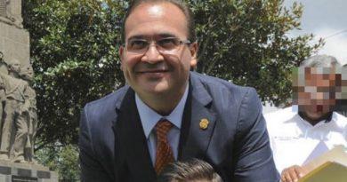 ÚLTIMA HORA: Suspenden sentencia contra Javier Duarte