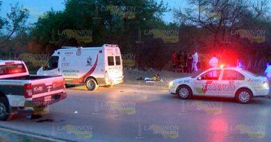 Vecino de Mecatlán se accidenta en Monterrey