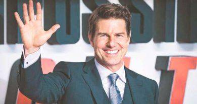 Warner quiere a Tom Cruise como el nuevo Linterna Verde