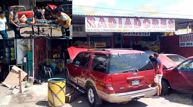 Asesinan a un comerciante en la zona libramiento de Martínez de la Torre