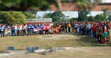 Arrancó Torneo de Softbol Femenil en Coatzintla