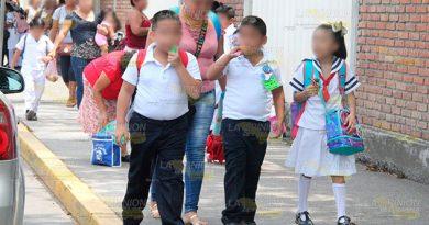 Caótico regreso a clases en Poza Rica