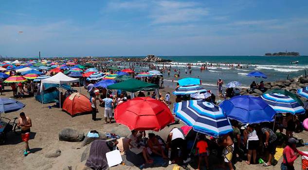 Casi 2 millones de personas visitaron Veracruz: SECTUR