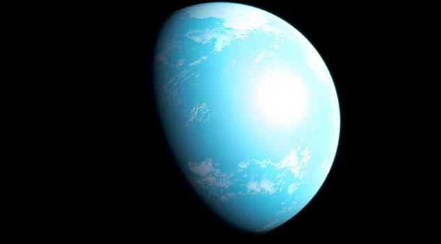 Descubren la primera supertierra cercana a la humanidad que podría albergar vida