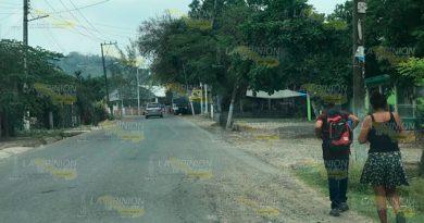 Desperfectos en red eléctrica afectan a las comunidades de Tihuatlán