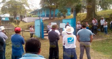 Disputa entre dos grupos en El Mirador, Chicontepec repercute en los alumnos