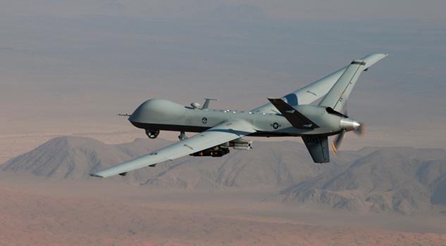 Dron de Estados Unidos es derribado en Yemen