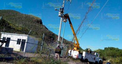 Durante 46 años se robaron la luz en Chicayan, multaron al comité por 3 mil pesos
