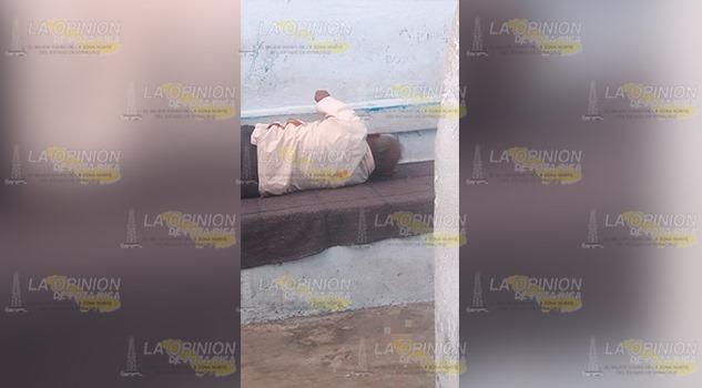 Ebrio agredió a su esposa en Huejutla, fue encarcelado