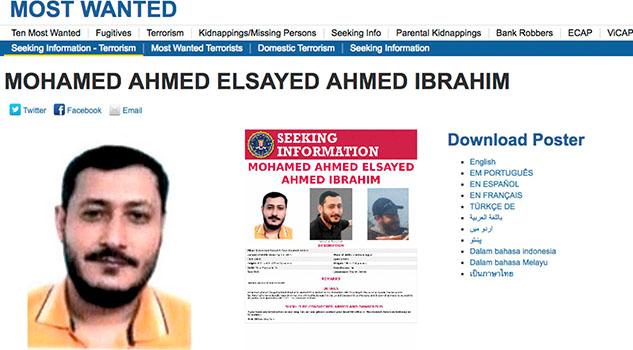El FBI busca en Brasil a presunto integrante de Al Qaeda