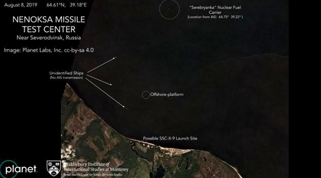 El misterio nuclear de una explosión mortal en Rusia