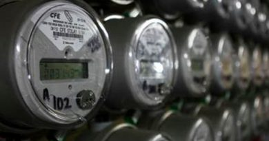 Emiten acuerdo para reclasificar tarifas eléctricas en Veracruz