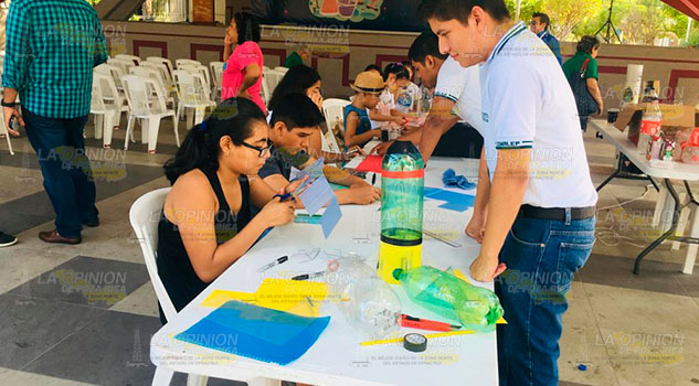 En marcha Fin de Semana del Niño y la Ciencia en Poza Rica (3)