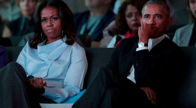 En medio de rumores de divorcio, Michelle Obama podría vacacionar sola