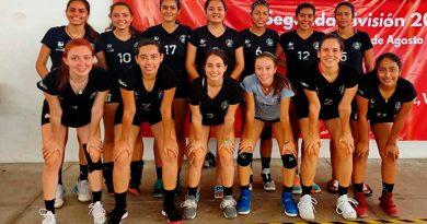 Exitoso torneo estatal de voleibol en Veracruz