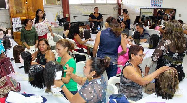 Impulsa gobierno de Poza Rica integración al sector productivo de personas vulnerables