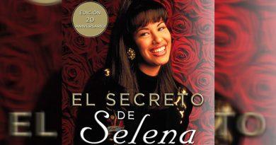 Lo que revela el libro El Secreto de Selena Quitanilla