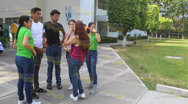 Ofrece UV 300 lugares más en campus Poza Rica - Tuxpan