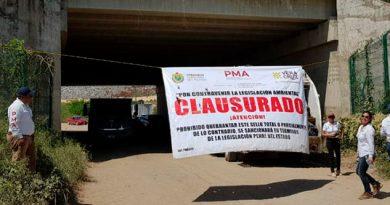 PMA clausura basurero del puerto de Veracruz