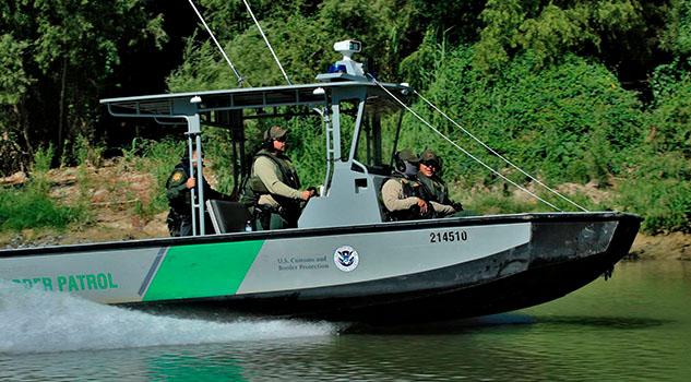 Patrulla fronteriza de EUA denuncia ataque de 50 disparos desde territorio mexicano