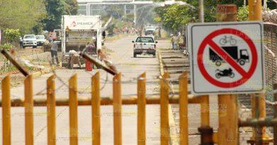 Pide alcalde de Poza Rica abrir vialidad por CPQ