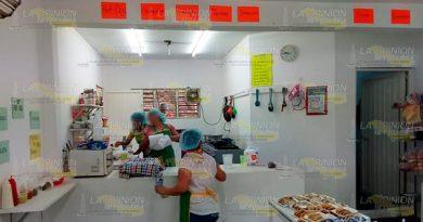 Piden a cooperativa escolar cumpla con normas de sanidad en Tihuatlán