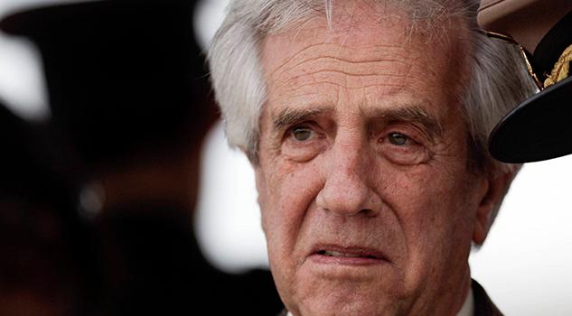 """Presidente de Uruguay anuncia que tiene un """"nódulo pulmonar"""""""
