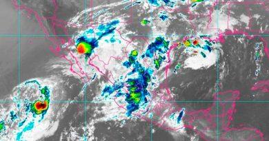 Pronóstico del clima de hoy: Ivo seguirá generando lluvias en estos estados