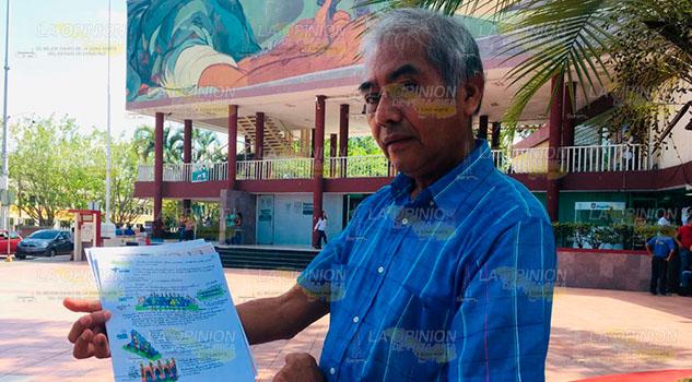 Propone ambientalista acabar con islas de calor en Poza Rica