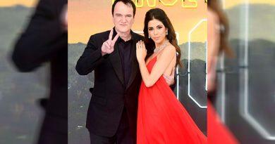 Quentin Tarantino se estrenará como papá a sus 56 años
