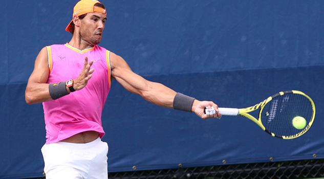 Rafael Nadal se estrenará ante Millman en US Open