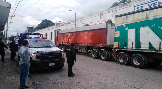 Recuperan dos semirremolques robados en Córdoba