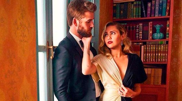 Revelan el motivo por el que Liam decidió pedirle legalmente el divorcio a Miley