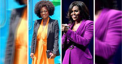 Revelan quién interpretará a Michelle Obama en la serie 'First Ladies'