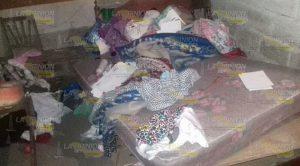 Roban vivienda en Coxquihui, ladrones se llevaron al menos 6 mil pesos
