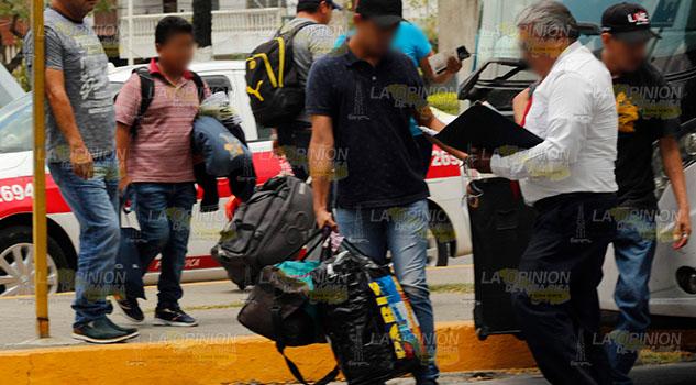 Se van jóvenes universitarios de la zona norte de Veracruz
