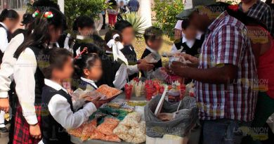 Simula SEV licitación de comedores escolares en Poza Rica