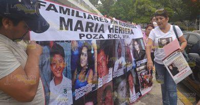 Zona Norte de Veracruz, tierra de desapariciones