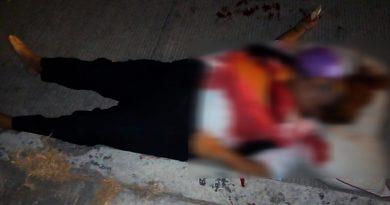 ¡Crimen podría quedar impune en Tuxpan! (1)