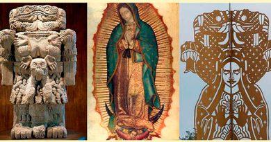 De Tonantzin Coatlicue a la Virgen de Guadalupe: qué tienen en común