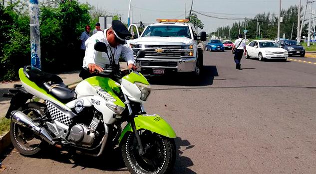 Acumula Tránsito mil 600 infracciones por verificación vehicular en Veracruz