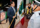 Alcalde de Naranjos vitoreó a los héroes de la independencia