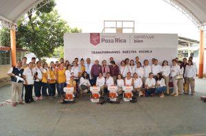 """Arranca Campaña """"Unidos No hay Mosquitos"""" en Poza Rica"""