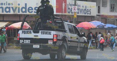 Aumentan robos y acoso callejero en Poza Rica