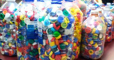 Avanza campaña de recolección de tapitas en Tuxpan