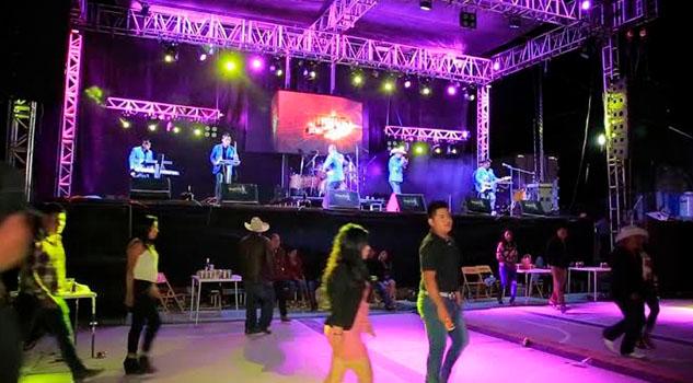 Ayuntamiento de Tuxpan relega a músicos locales