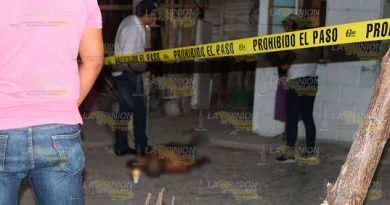 Campesino se ahorcó en un patio en Tihuatlán