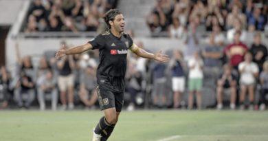 Carlos Vela está a 4 goles de romper un récord en la MLS