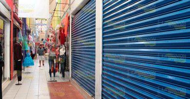 Cierran negocios en Poza Rica por inseguridad